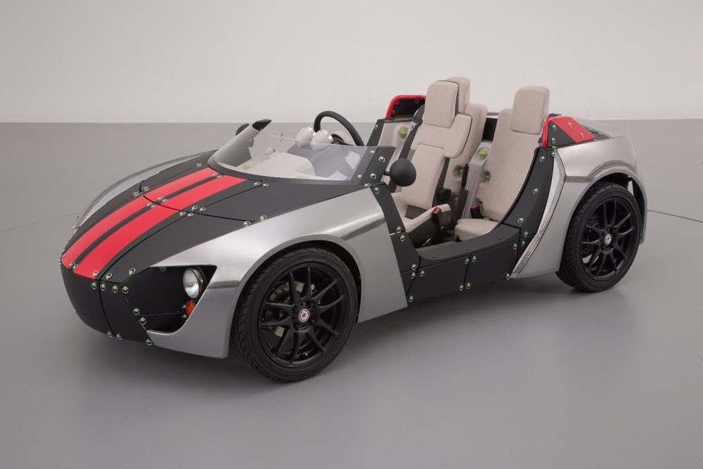 童车电动_丰田推出Camatte Petta电动车 专为儿童设计-新出行