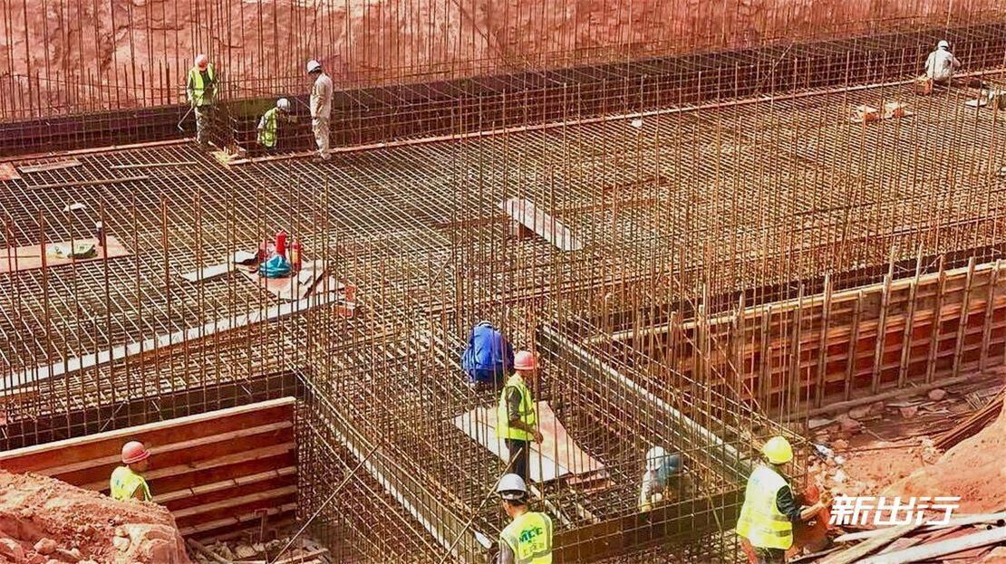 爱驰亿维位于上饶的工厂正在积极建设中.jpg