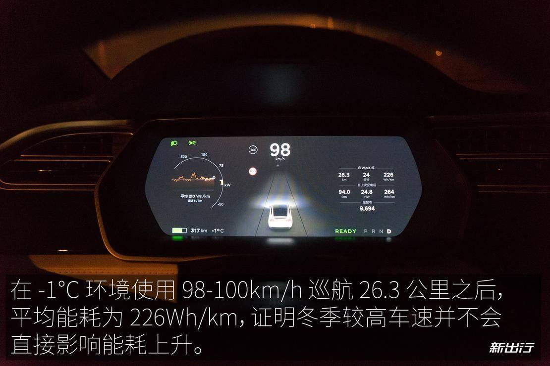 特斯拉ModelX100D早晚高峰期100公里测试_08.jpg
