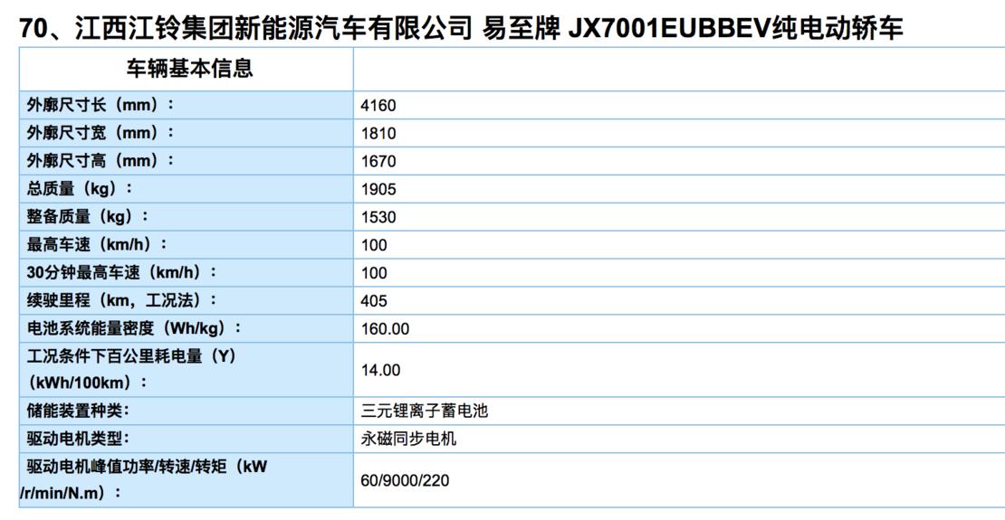易至E400L 信息.png