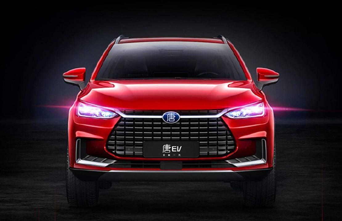 比亚迪2019 年产品规划公布唐EV600 二月上市并交付 新出行