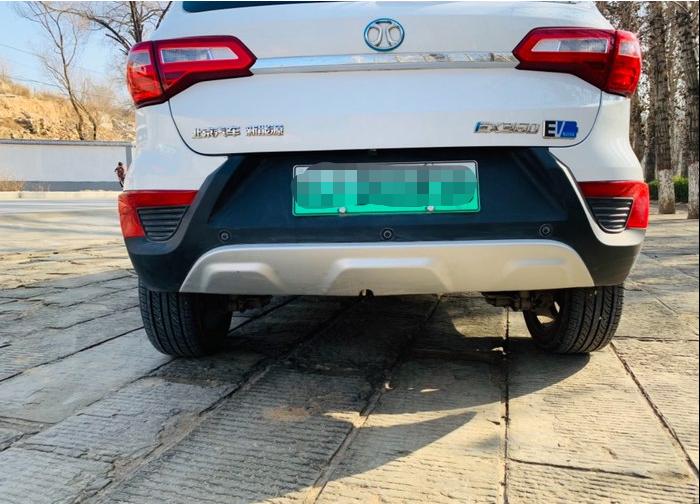 北汽新能源 EX360 2018款 新潮版