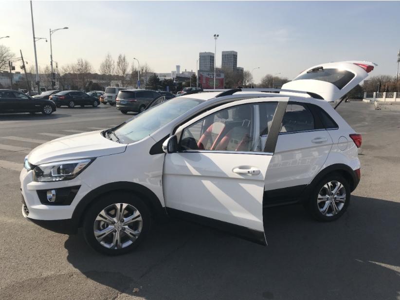 北汽新能源 EX360 2018款 新风版
