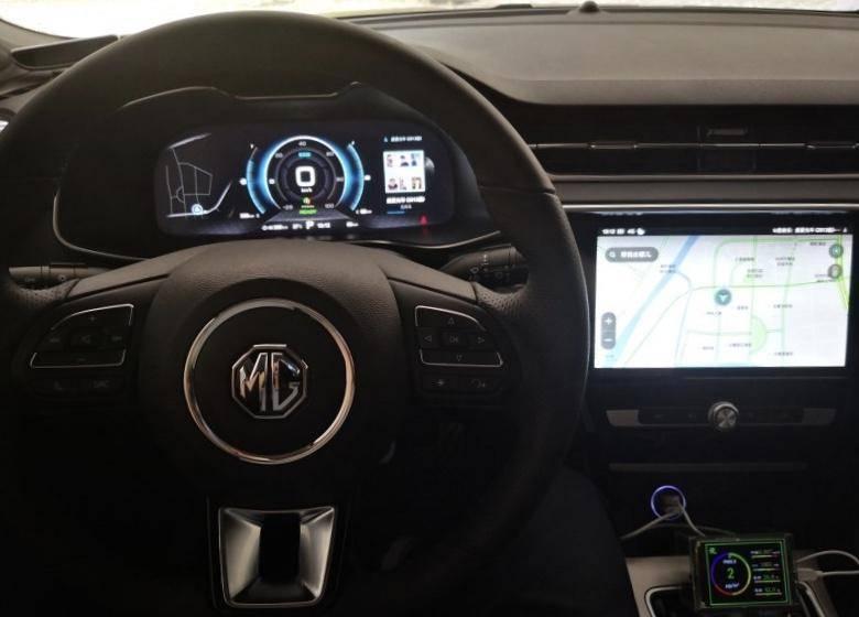名爵6 新能源 45T E-DRIVE智驱混动PILOT尊享互联网版