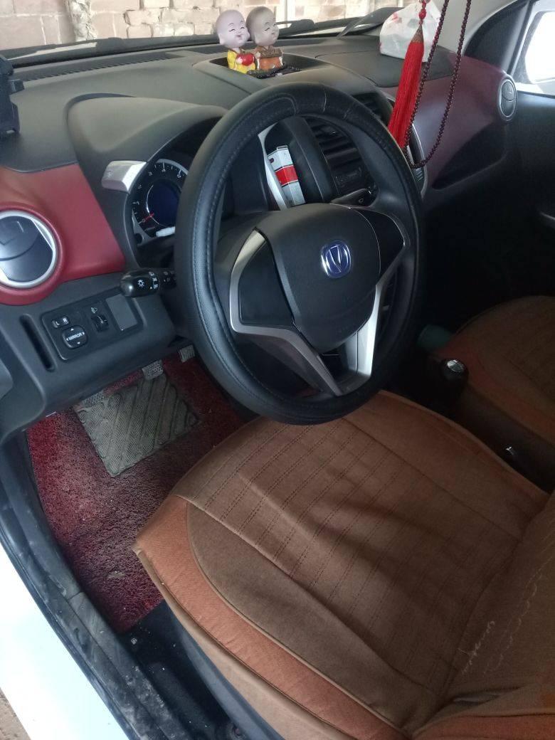 长安奔奔EV 2019款 EV360 时尚型