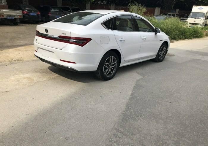 2019款 秦Pro EV超能版 智联领尚型