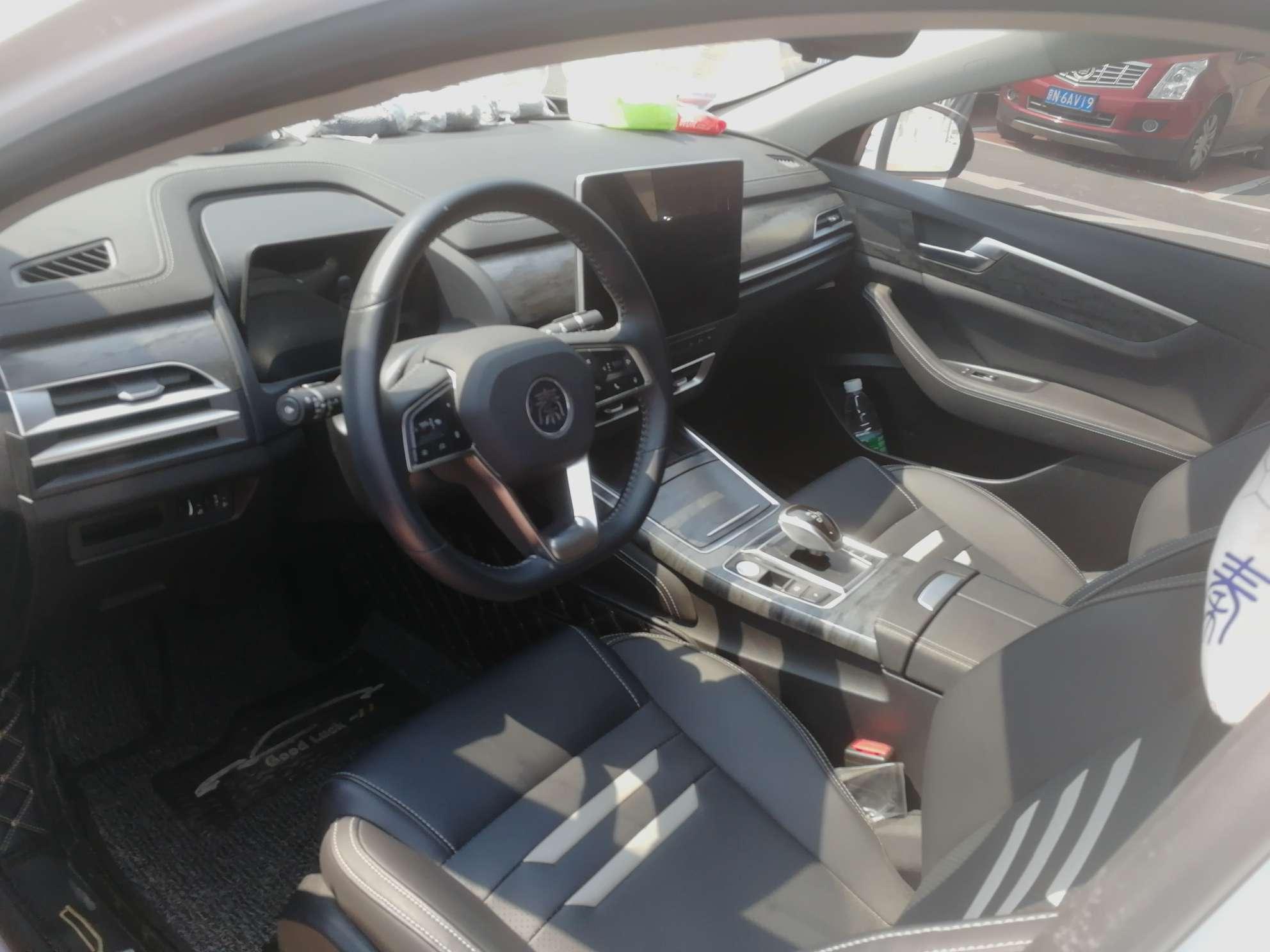2018款 秦Pro EV500 智联领享型