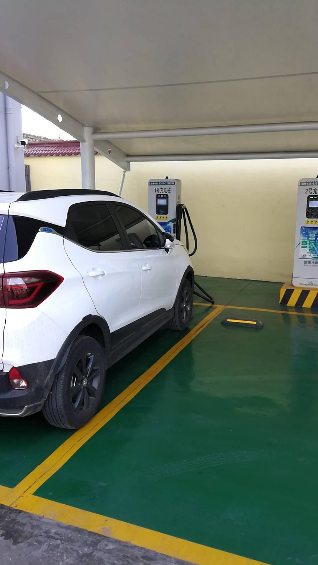 元 EV360 2018款 智联悦酷型