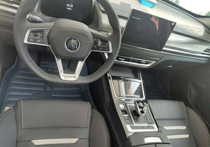 2019款 秦Pro EV超能版 高功率智联领耀型
