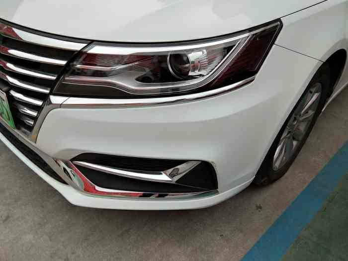 荣威ei6 2017款 45T 混动互联智享版