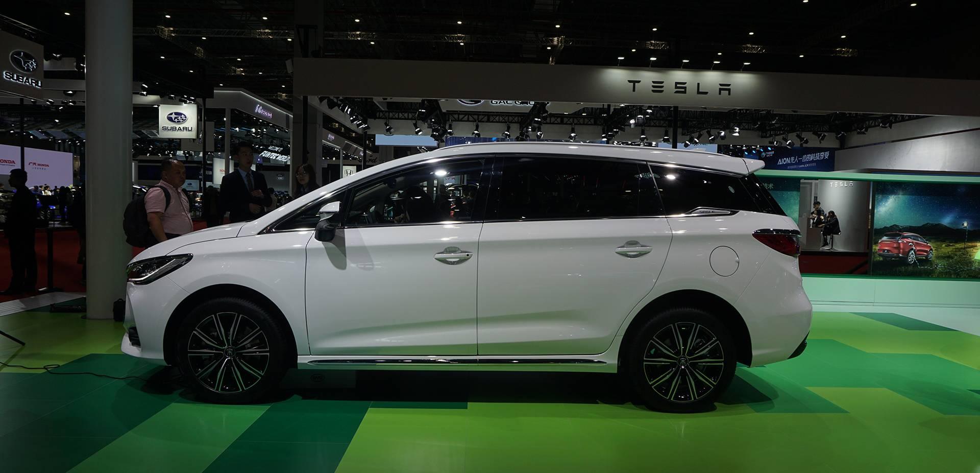 20万中级车推荐_补贴后 18-20 万元 比亚迪宋 Pro DM 预售价正式发布-新出行